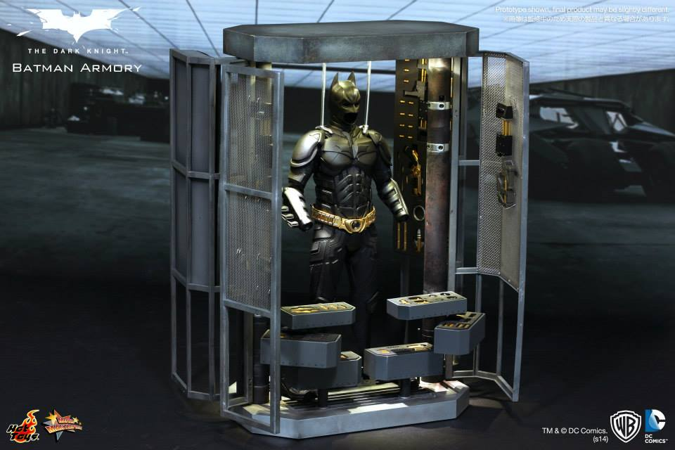 バットマン格納庫10