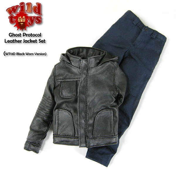 Ghost Protocol Leather Jacket4