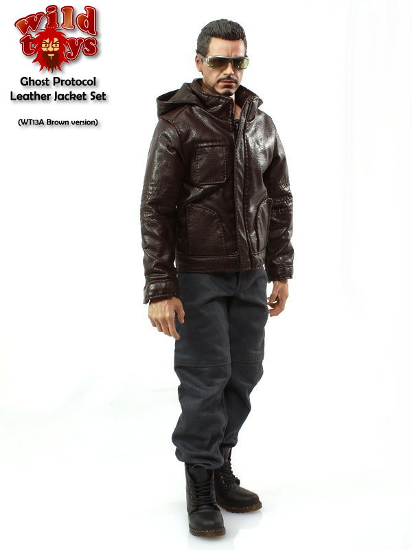 Ghost Protocol Leather Jacket1