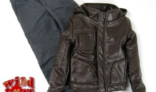 Ghost Protocol Leather Jacket