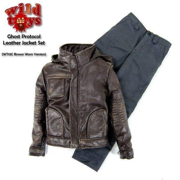 Ghost Protocol Leather Jacket6