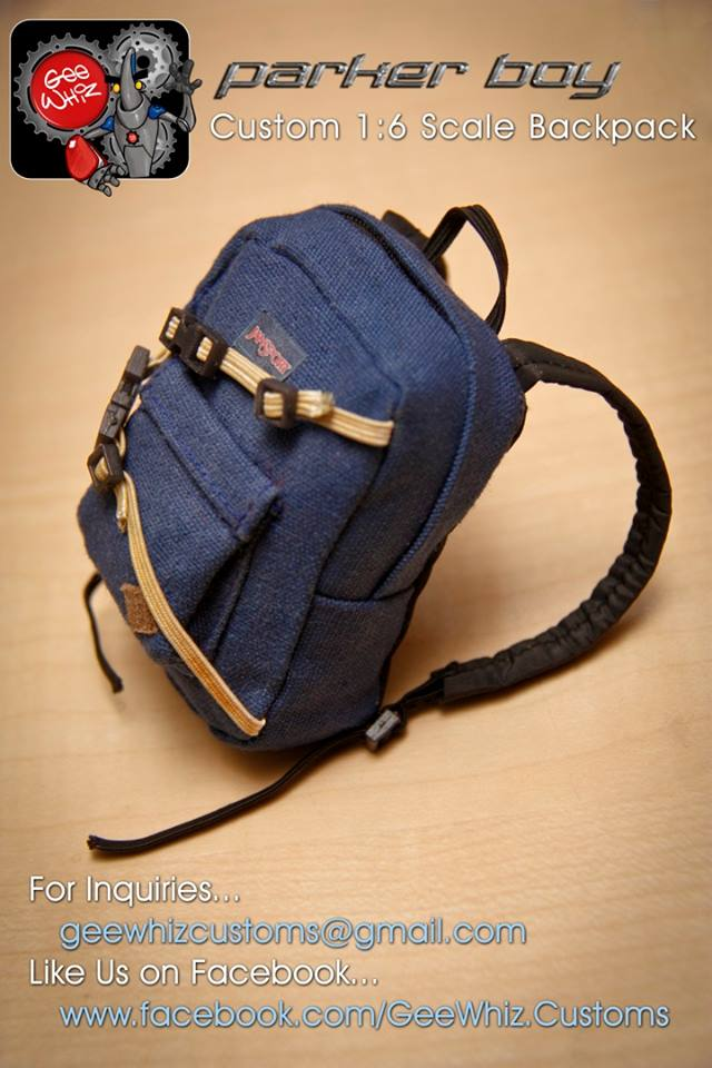 Custom Parker Boy Backpack03