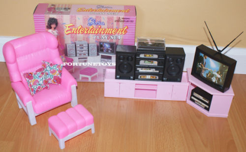 GLORIA Doll HOUSE Furniture